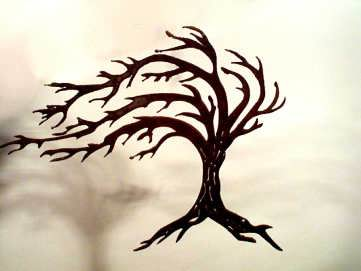 Windy Wall Tree