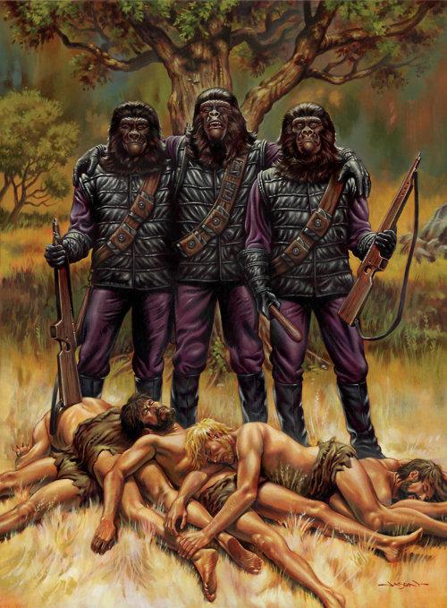 Apes (2)