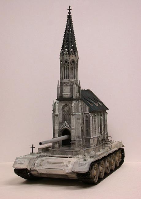 church-tank