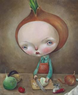 Dilka Bear - Oniona