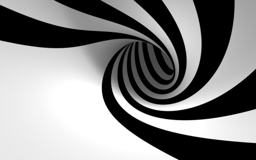 3d-vortex-black-white-wallpaper