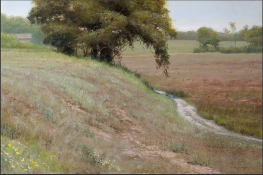 Thomas Kegler - Nantucket Cranberry bogs