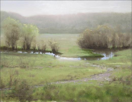 Thomas Kegler - Spring Stream