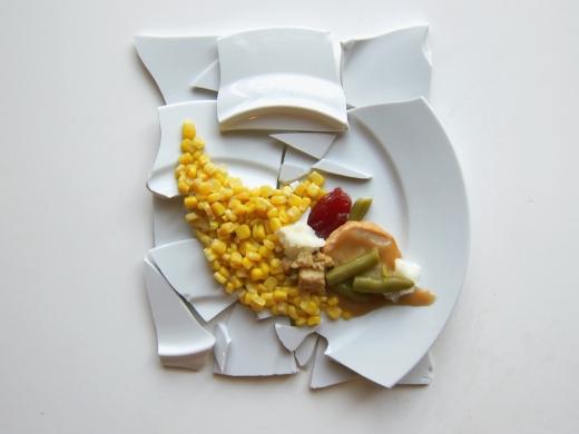 Julian Schnabel Thanksgiving