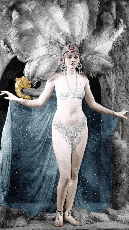 Lilyan Tashman - Ziegfeld Girl